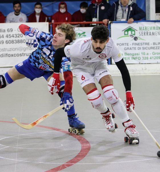 hockey-pista-serie-A1-circolo-pattinatori-grosseto-Edilfox-Monza-Rodriguez-e-Zucchetti