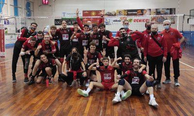 invictavolleyball-squadra-serie-D-maschile-campionato-2021
