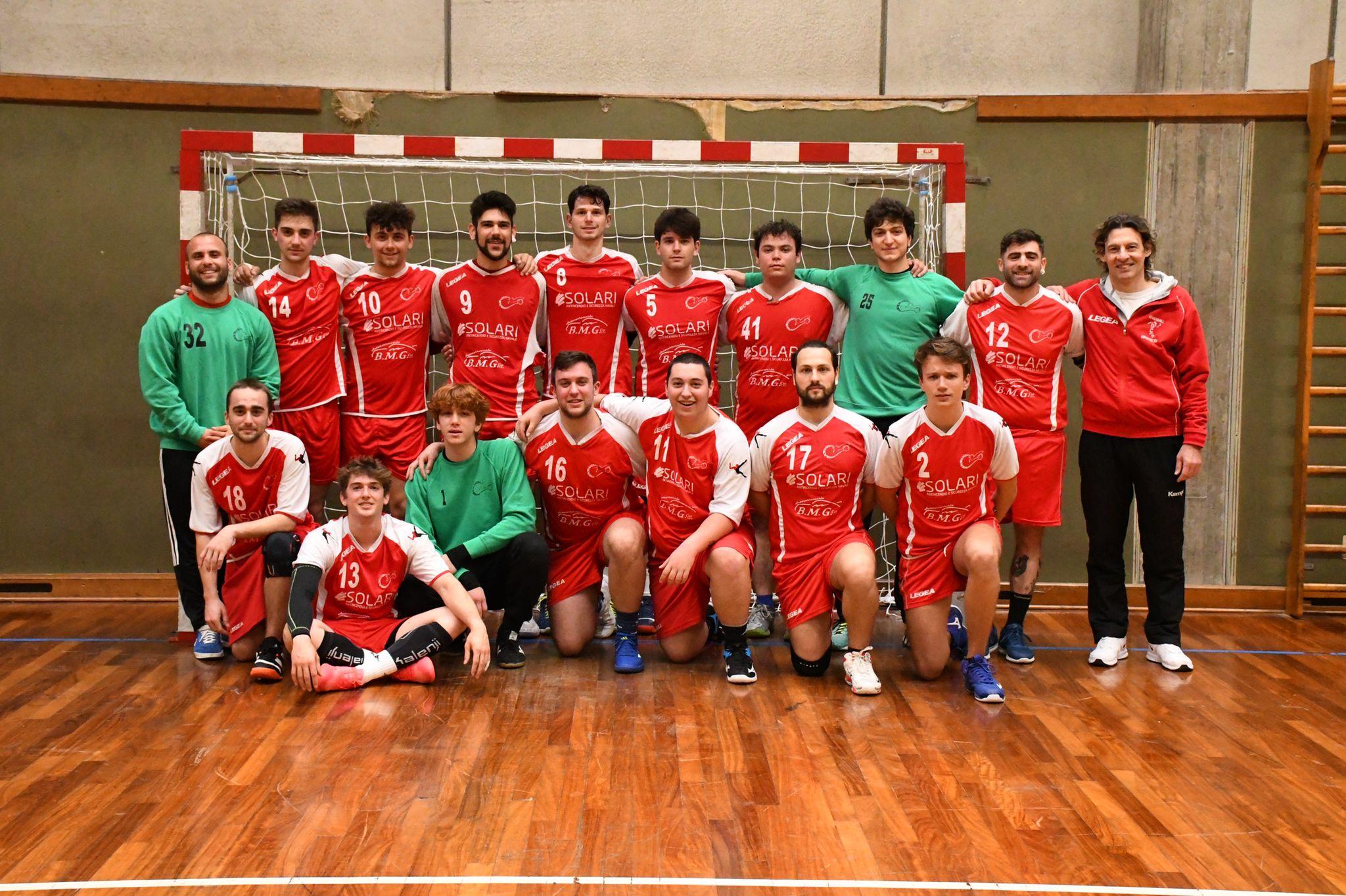 pallamano-grosseto-handball-serie-B-maschile-squadra