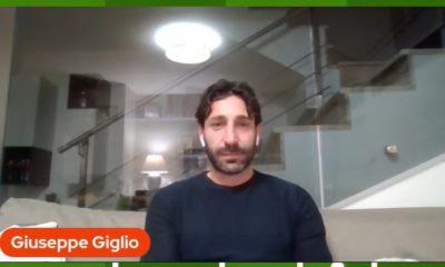 Beppe Giglio - immagine tratta dal canale YouTube Foggiagol Tv