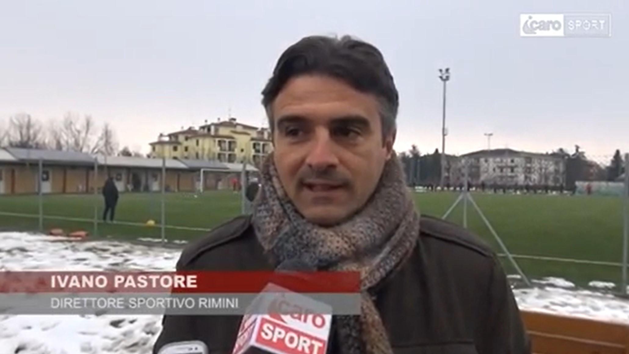 Ivano Pastore (immagine tratta dalla videointervista per Icaro Sport presente su Dailymotion.com)