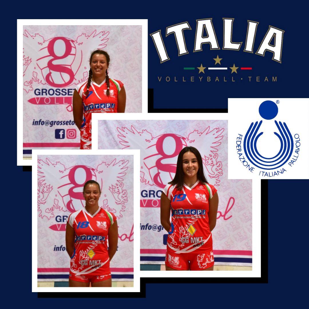 grosseto-volley-school-Erika-Elena-Ciavattini-Victoria-Maria-Colucci