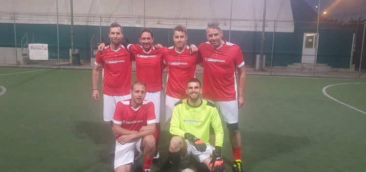 uisp-calcio-5-squadra-Professione-Casa.