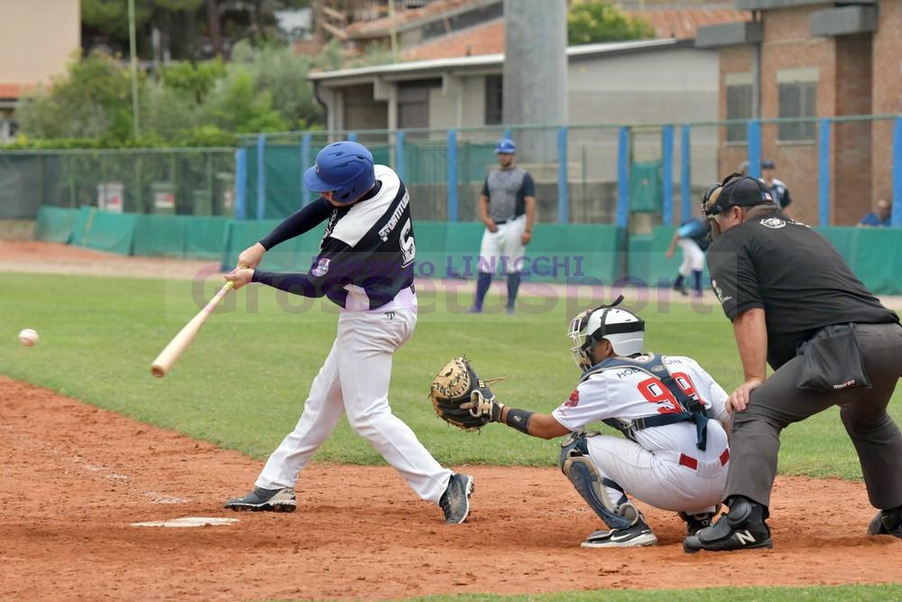 baseball BBC-Grosseto-Longbridge-BO