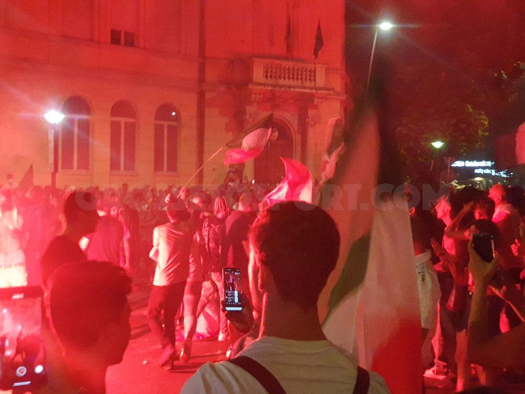 festeggiamenti-Italia-campione-d'Europa—foto-i