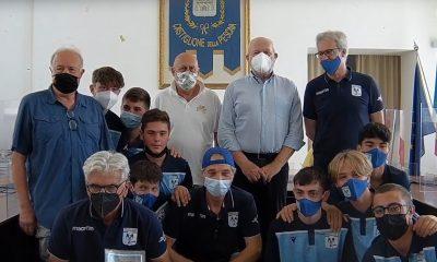 hockey-pista-premiazione-squadra-under-17-blue-factor-comune-castiglione-della-pescaia