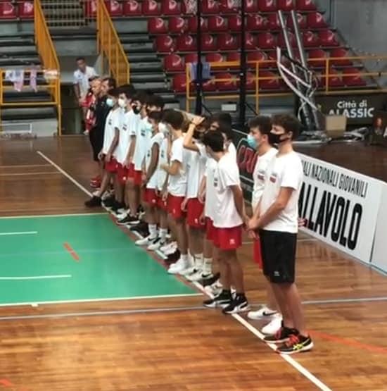 invictavolleyball squadra under 15 quarta alle finali nazionali