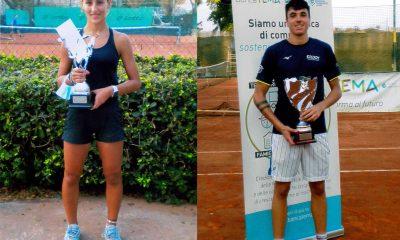 tennis-torneo-orbetello-Vincitori-Virginia-Crifasi-e-Roberto-Miceli
