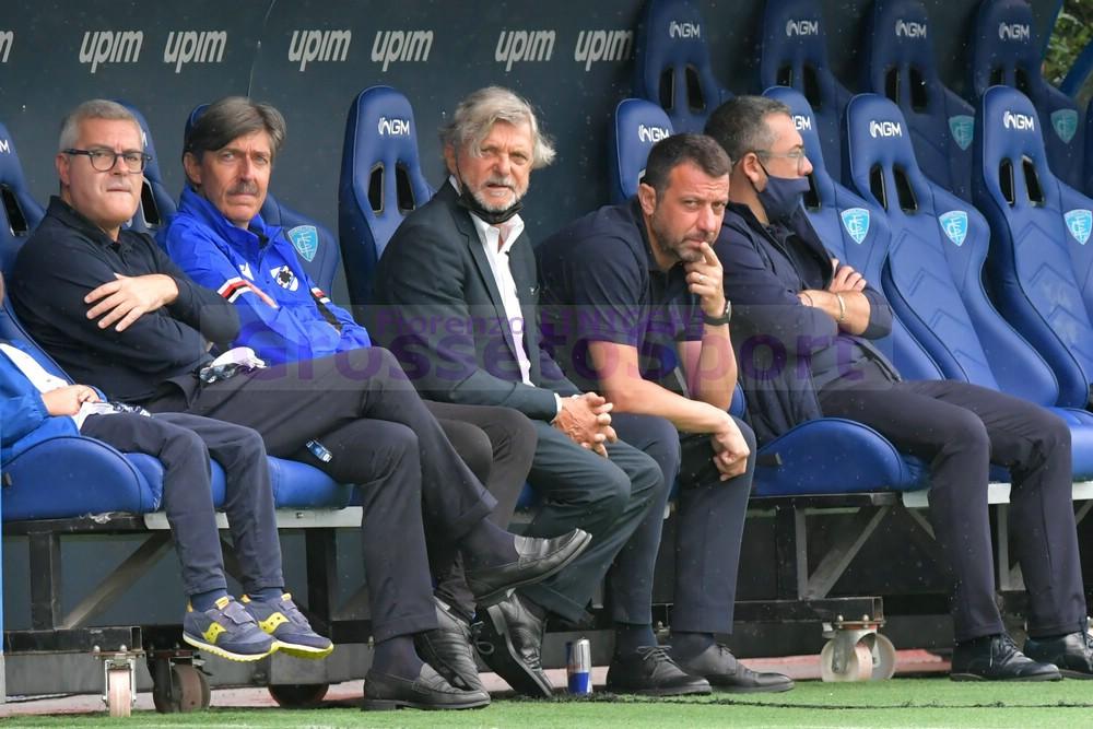 Serie A: EMPOLI-SAMPDORIA 0-3 – Photogallery di Fiorenzo Linicchi