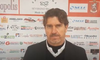 Gs Tv - mister Giancarlo Riolfo dopo Us Grosseto-Pistoiese 0 a 2