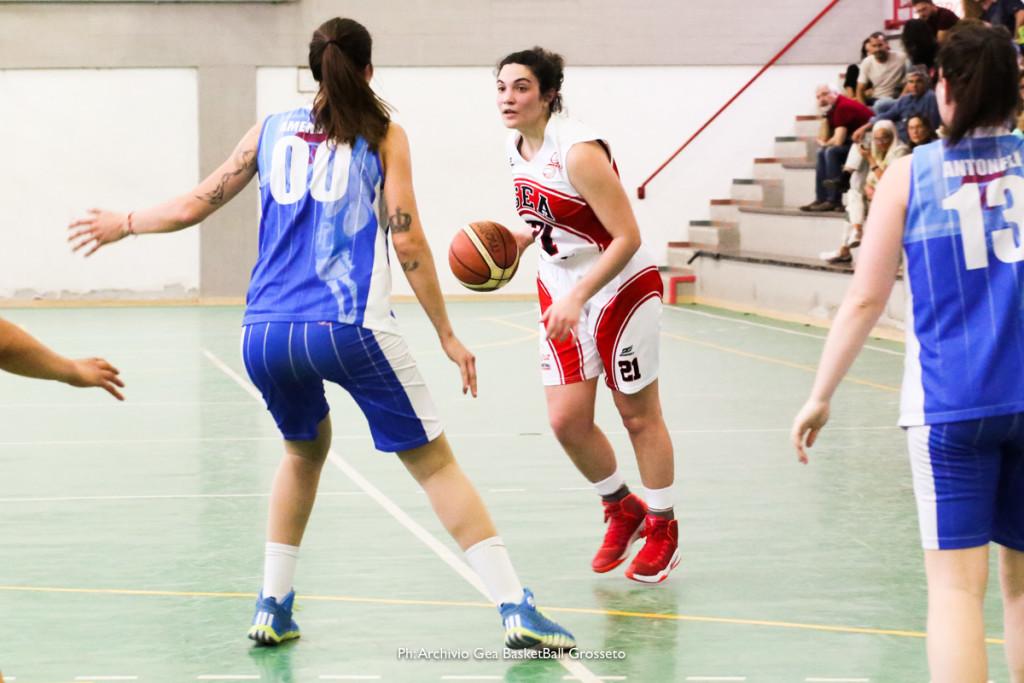 basket-gea-grosseto-Chiara-Cazzuola