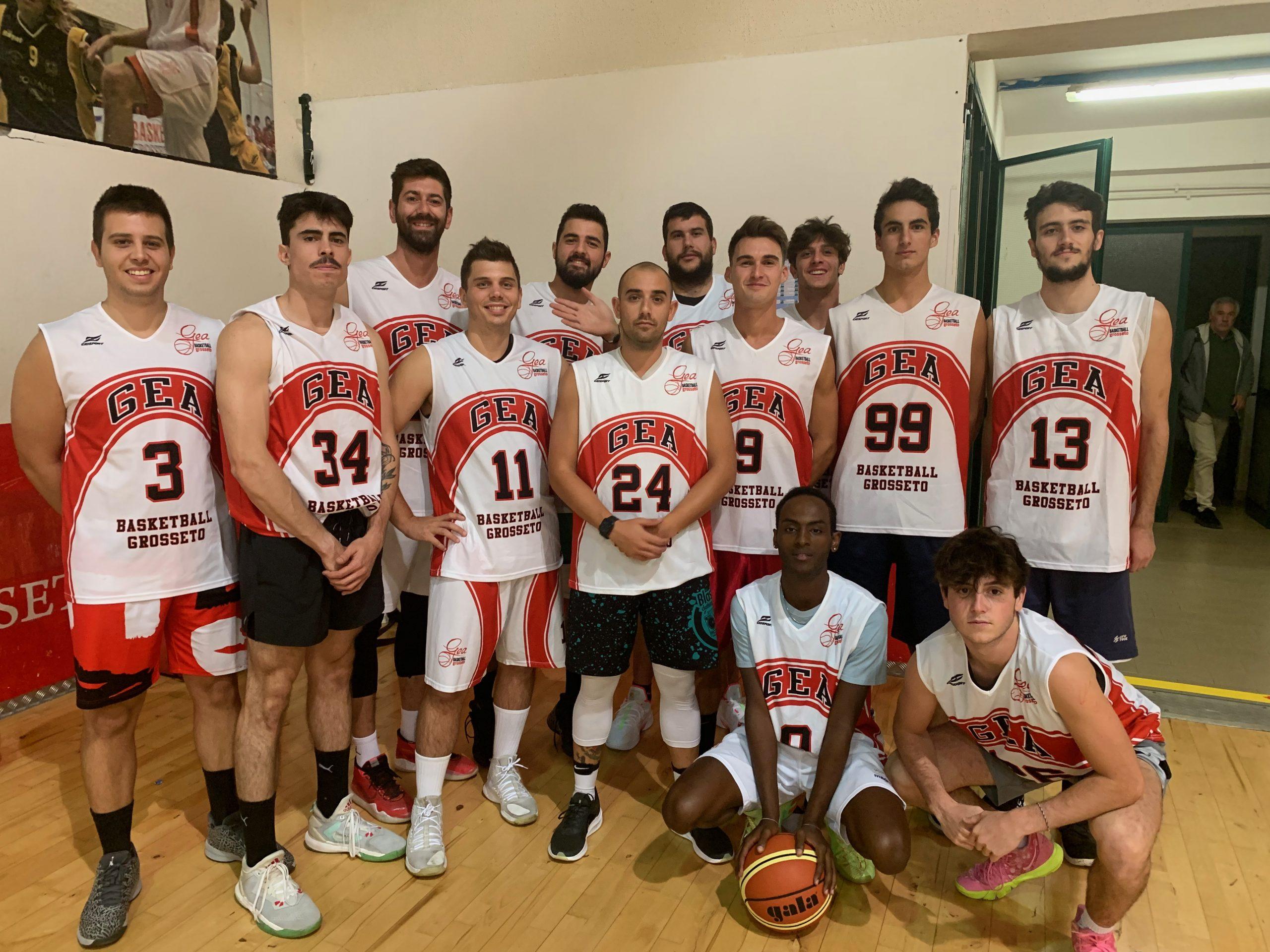 basket-squadra-Gea-Serie-D-maschile-