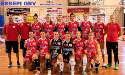 grosseto-volley-school-squadra-serie-B2-femminile-campionato-2021-2022