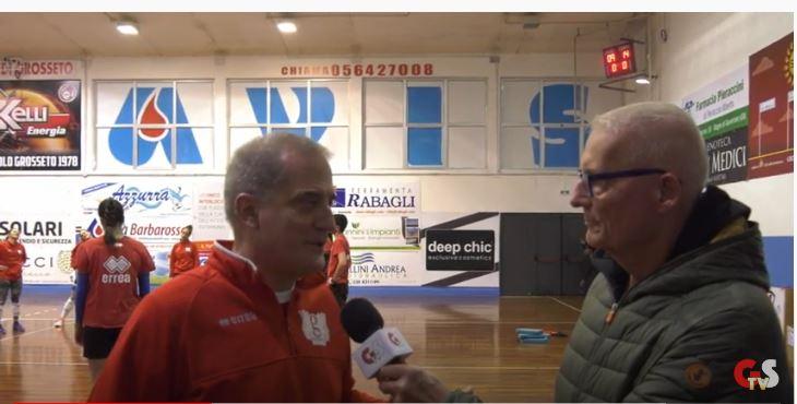 gs-tv-intervista-a-Luigi-Ferraro-allenatore-Grosseto-Volley-School